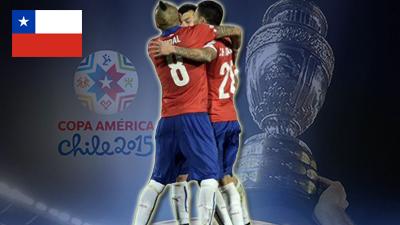 แชมป์โคปา อเมริกา 2015